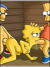 Simpsons Uncensored