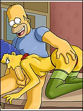 Simpsons Hot